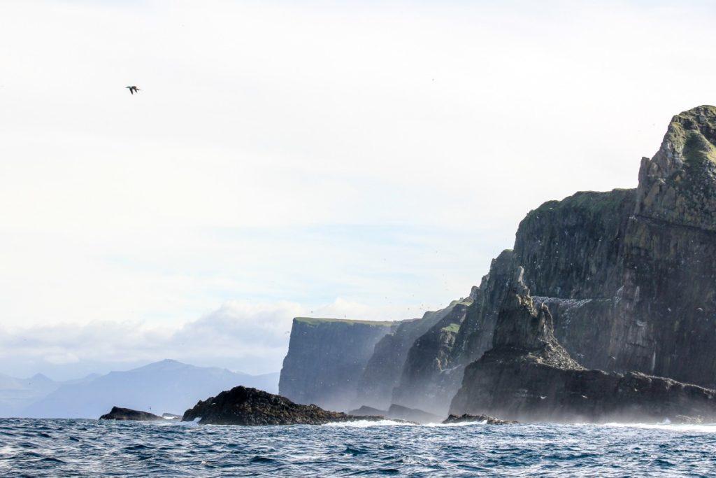 Faroe Islands sailing