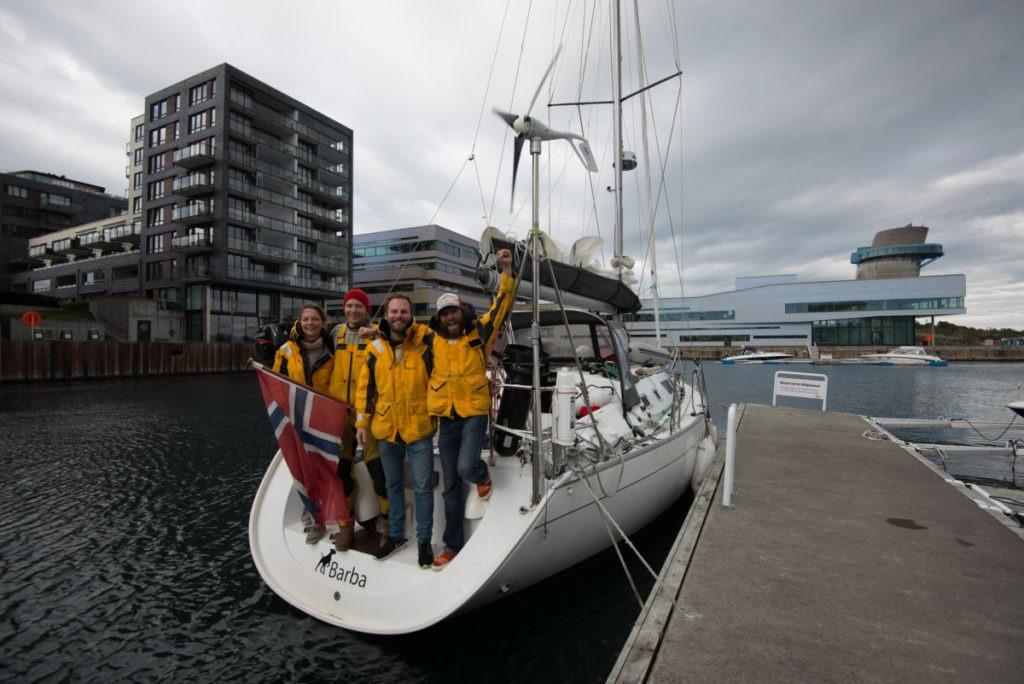 Stavanger sailing