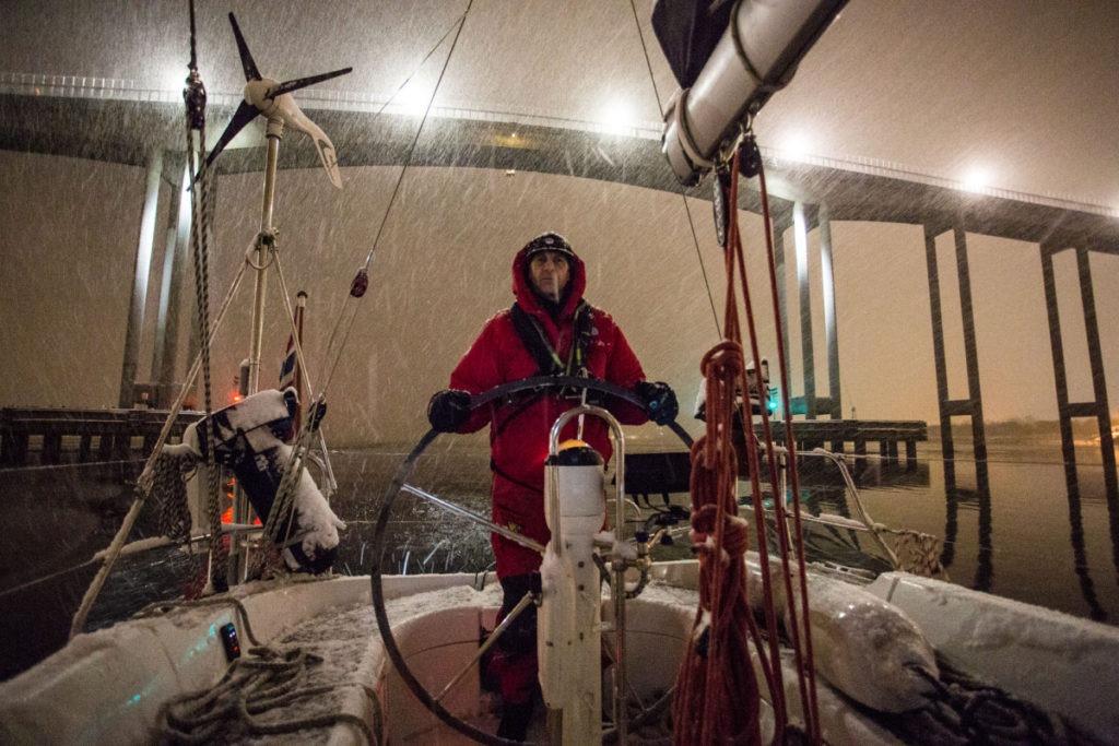 Sailing Tromsø Norway