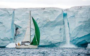 Sailing Svalbard